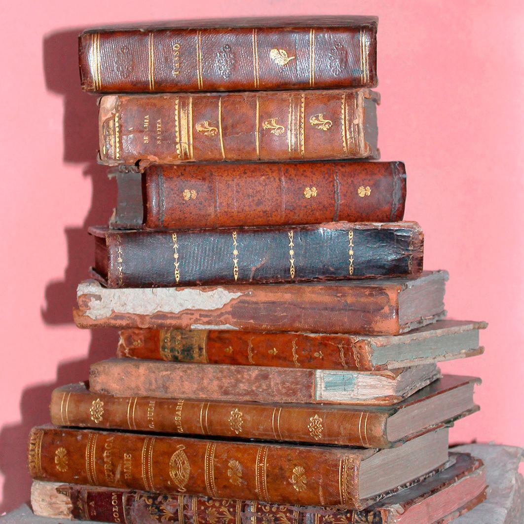Biblioteca del Po – Letteratura