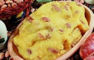 polenta-e-fagioli